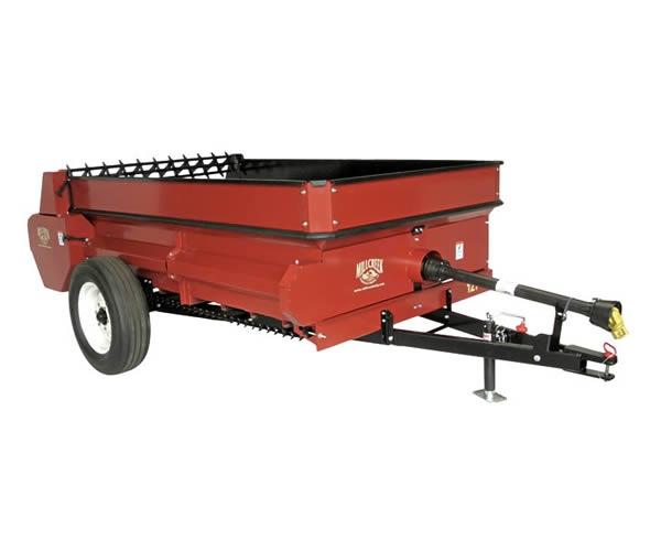 Pto Manure Spreader : Millcreek model pto drive full size manure spreader