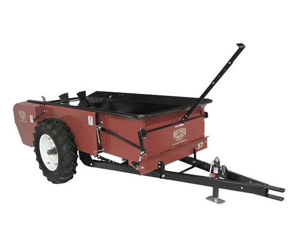 Millcreek Model 57G Mid-Size Manure Spreader